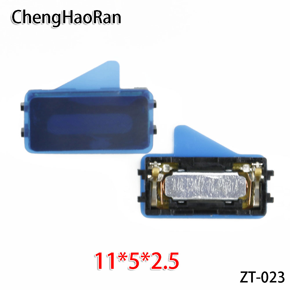 ChengHaoRan 3PCS/lot For <font><b>Nokia</b></font> <font><b>6500</b></font> 11*5*2.5mm Mobile phone Replacement Parts New currency earpiece handset receiver image