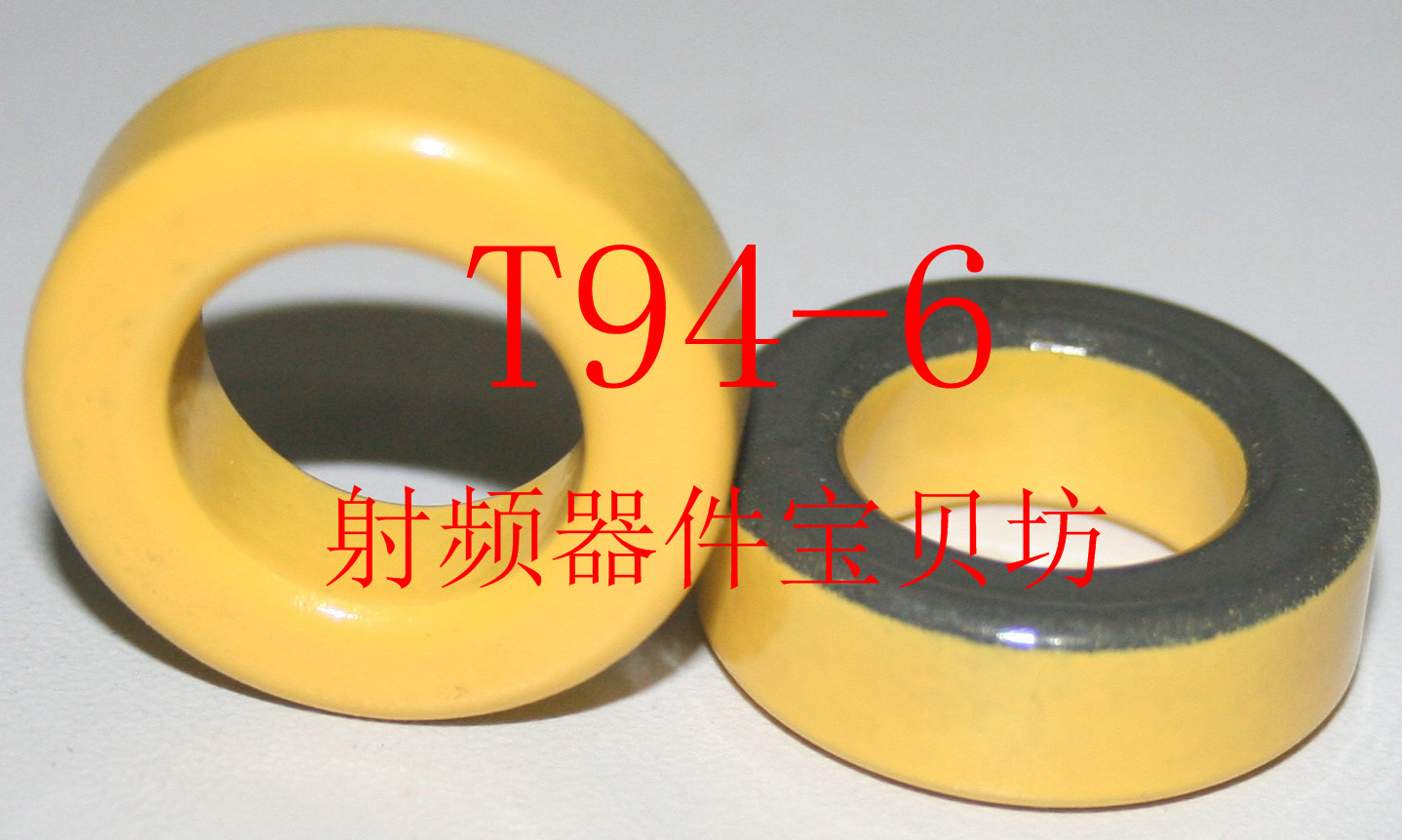 T94-6 RF Iron Powder Toroidal T94-6