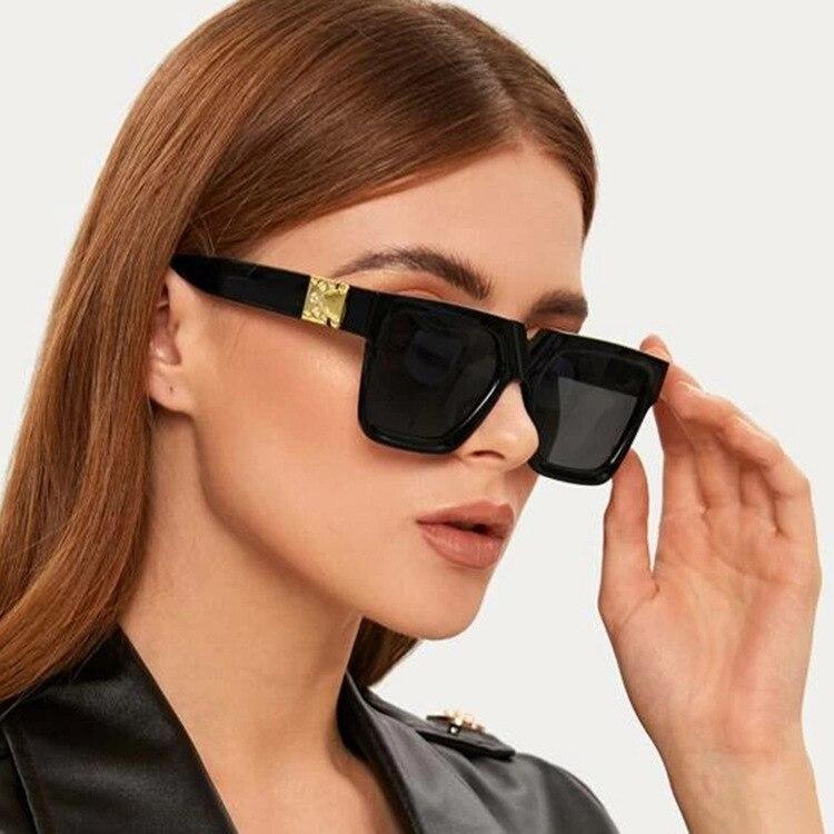 Женские Ретро Солнцезащитные очки женские модные роскошные солнцезащитные очки кошачий глаз в стиле ретро солнцезащитные очки V-образной формы