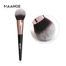 Foundation Cosmetic-Tool Makeup-Brush Soft-Powder Big-Blush Facial MAANEG Large 1pc Lady