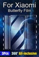 Mi 11 Ultra Butterfly Hydrogel Film per Xiaomi 10 Lite 10s 11 Pro pellicola salvaschermo 10Ultra Soft Front Back Camera Edge cover