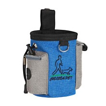 pet training waist bag portable outdoor pet training special snack bag dog food bag 1pcs pet training belt bag with belt portable and convenient to go out training pet special snack bag training bag snack bag