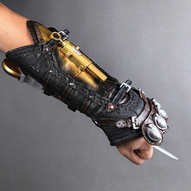 Jouets épée enfants sécurité Simulation manche flèche Cos jouets bras Prop manche flèche main ensemble
