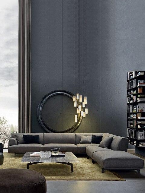 Modern Living Room Sofa Set 3