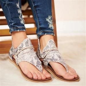 2020 Women Summer Sandals Leop