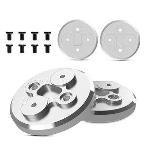 Image 5 - 4PCS Aluminium Legierung Motor Abdeckung Caps für DJI Mavic Mini Staubdicht Wasserdichte Motor Protector Aluminium Licht Slip über für Mini