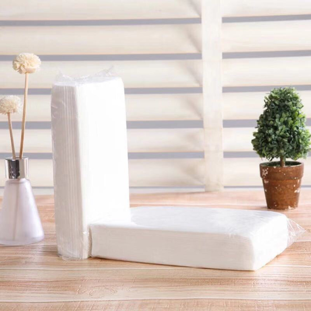 10pcs Multifold Paper Towel Bathroom Washroom Wood Pulp Toilet Paper Tissue Napkin For Home Hotel Restaurant 16.8*17.3cm
