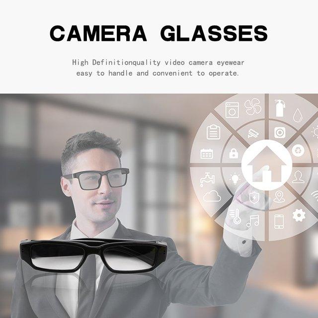 Video Camera Glasses Eyewear   4