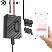 DIGOO DG-CK400 Garage Door Motor WiFi Smart Controller Sensor APP Control Timing Switch Work With Tuya Amazon Alexa Google Home
