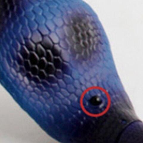 brinquedo engracado eletrico complicado infravermelho controle remoto animal cobra modelo