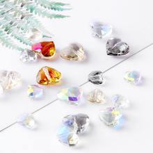 Astrobox любовь бусины k9 кристалл горный хрусталь diy браслет