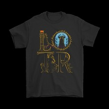 LOTR Sauron Gandalf The Lord Of The Rings Camisas(China)