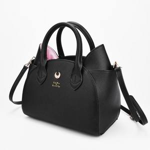 Image 3 - MSMO Sailor Moon torba Samantha Vega Luna torebka damska 20 lecie ucho kota torba na ramię torba na ramię