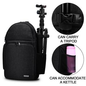 Image 5 - Cadenカメラバッグバックパックショルダースリングバッグ防水ナイロン耐震スクラッチにくい一眼レフ男性女性用