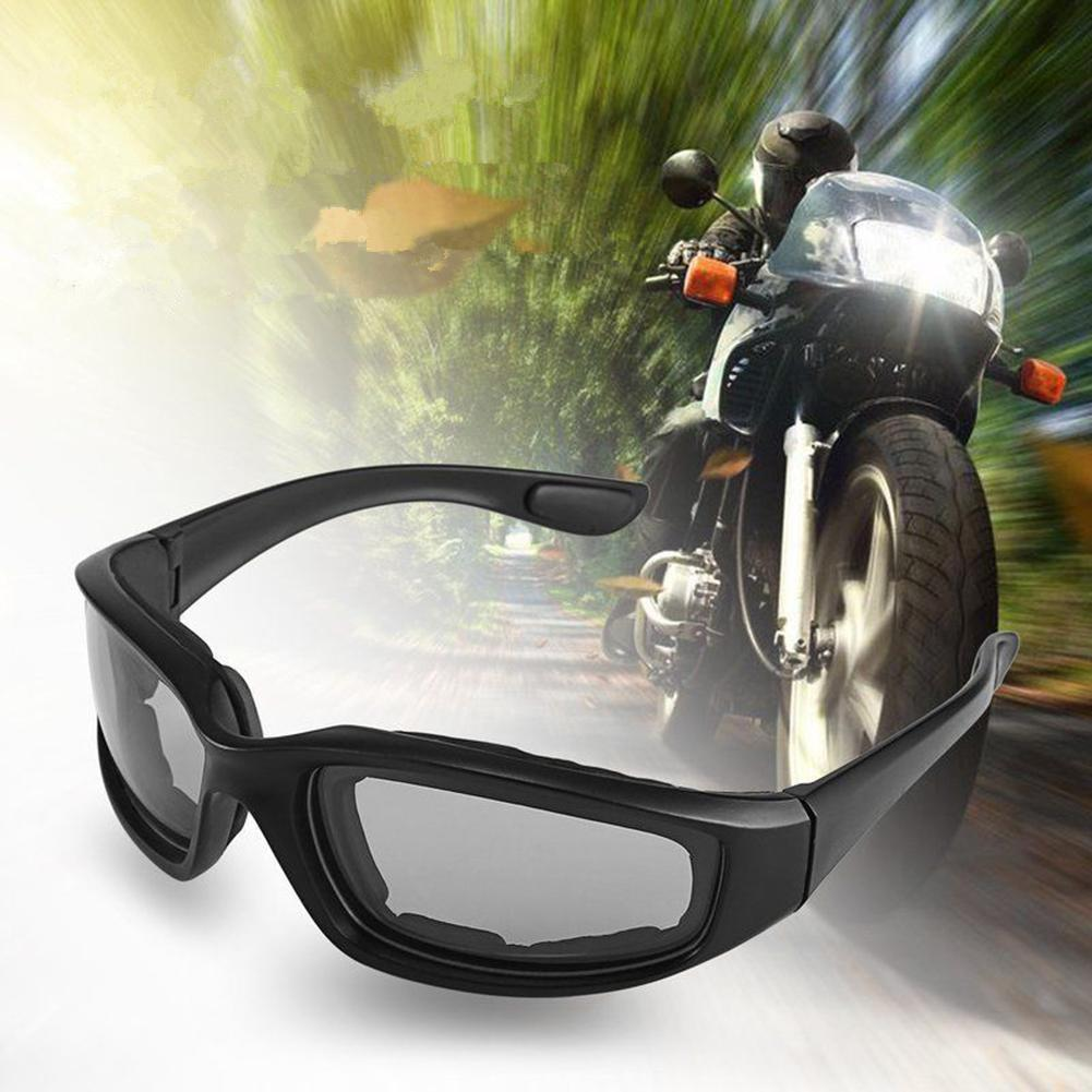 Motorcycle Goggles Protective Windproof Anti-sand Motocross Riding Glasses Outdoor Racing Glasses Protective Gears Accessories