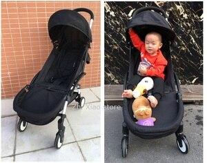 Image 3 - Akcesoria dla wózków dziecięcych Footboard dla Babyzenes Yoyo Yoya Carriage podnóżek przedłużenie stóp 32cm Footmuff dla Vovo Babytime