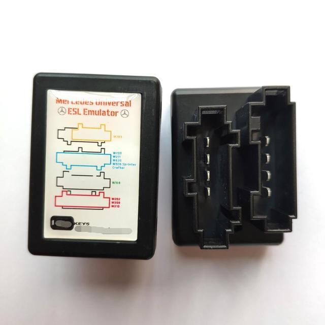 Pour m ercedes b enz ESL ELV émulateur de verrouillage de direction universel pour Sprinter Vito v olkswagen Crafter