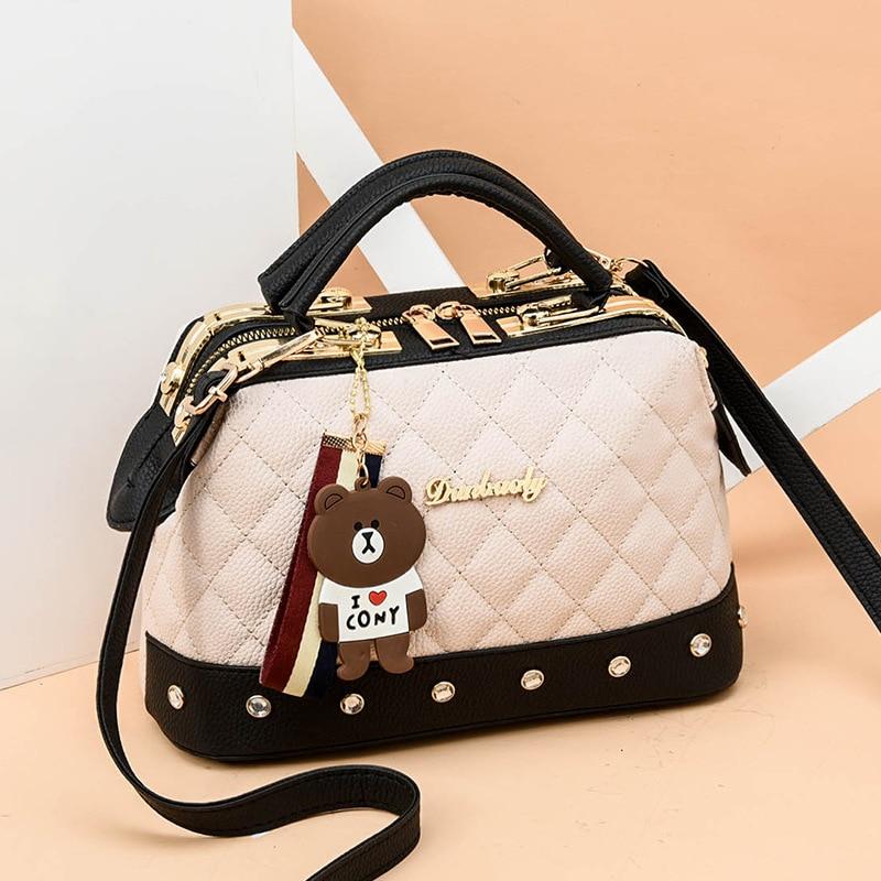 Autumn And Winter Trend Handbag New Single Shoulder Diagonal Package Crossbody Bag Fogang 25X13X16cm 1