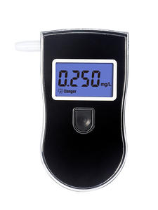 Breathalyzer Drivers Lcd-Display Alcohol-Tester Police Drunk AT818 Digital Professional