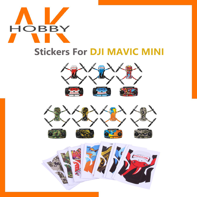 protective-film-pvc-stickers-waterproof-scratch-proof-decals-full-cover-skin-accessories-for-dji-font-b-mavic-b-font-mini-drone-accessories