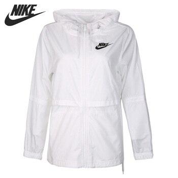 Original New Arrival  NIKE W NSW JKT WVN  Women's  Jacket Hooded  Sportswear 1