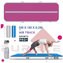 Airtrack Gymnastics Electric-Pump Inflatable Yoga/water 5M for Training/with Cz/us-Stock