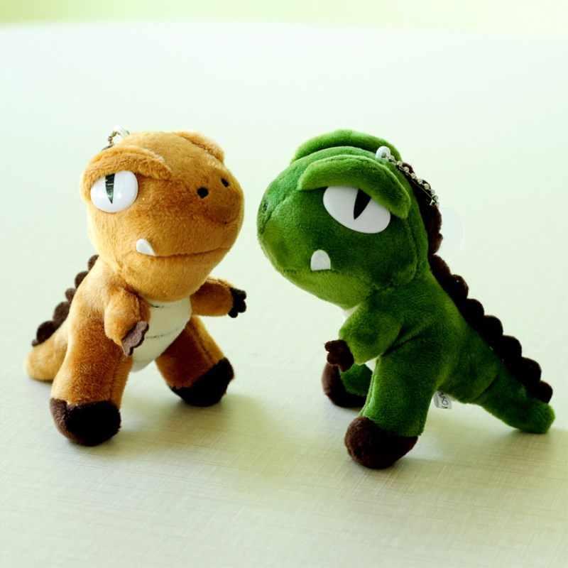 Mundo Jurássico dinossauro Boneca Dos Desenhos Animados do Kawaii Ponto Brinquedo De Pelúcia Macia Bichos de pelúcia Travesseiro Animais Crianças Brinquedo de Presente Da Menina Da Boneca
