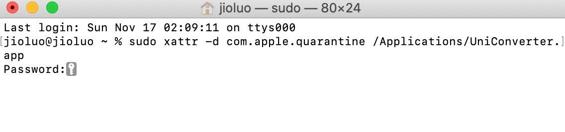 H52fa937c70314d58907b8bea8d4abc2aO - MacOS 10.15 Catalina 提示:xxx.app已损坏,无法打开,您应该将它移到废纸篓解决办法
