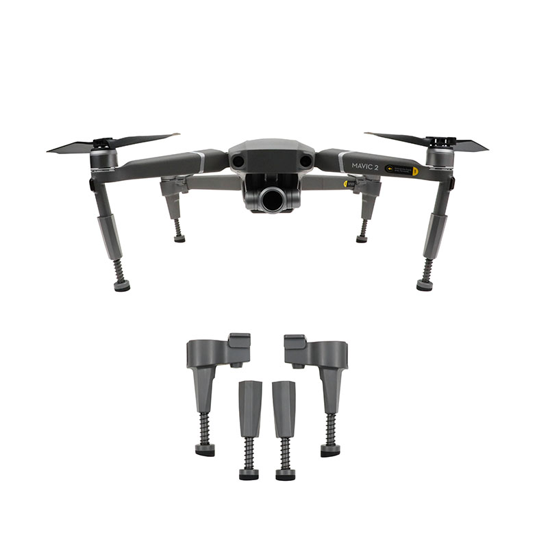 4 Pcs Landing Gear Spring Shock Absorber Legs For Dji Mavic 2 Pro / Zoom With Soft Spring Spare Accessories