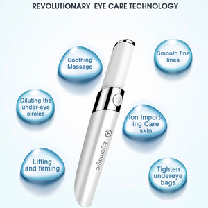 Image 2 - Nanotime Eyemagic Beauty Anti Wrinkle Miniอุปกรณ์นวดไฟฟ้าการสั่นสะเทือนใบหน้าMagic Stick Skin Care Beauty Tool
