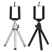 Universal Professional Clip with Aluminum Tripod Mount 360 Degree Rotatable For Mobile