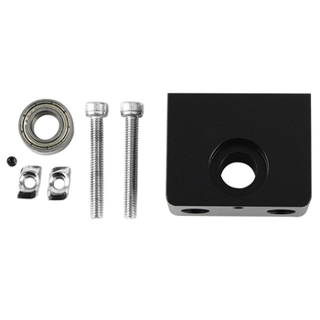 3D Printer Parts Aluminum Z-Axis Leadscrew Top Mount for Ender 3 Pro Tornado Creality CR-10 ENDER 3 Metal Z-Rod Bearing Holder
