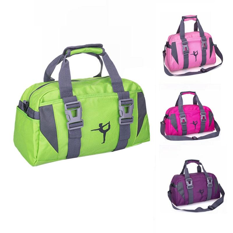 Large Capacity Outdoor Sport Waterproof Yoga Bag Yoga Mat Storage Backpack Training Fitness Handbag Men Women Outdoor Sport Bag