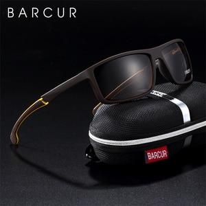 BARCUR Men Sunglasses Polarize