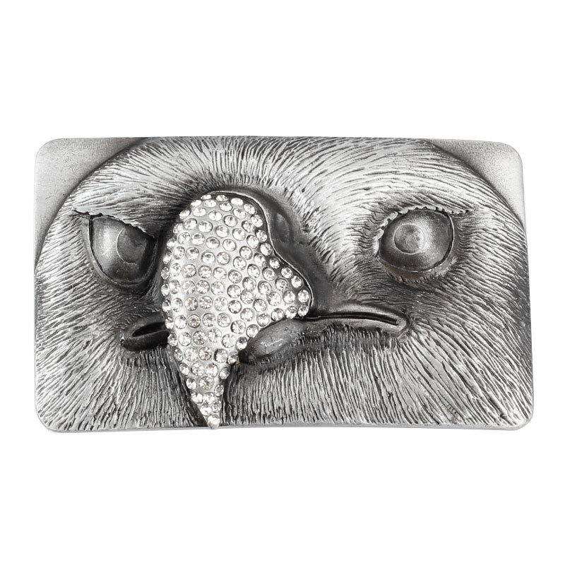 Eagle Head Vulture Head Belt Buckle For 3.8cm Belt