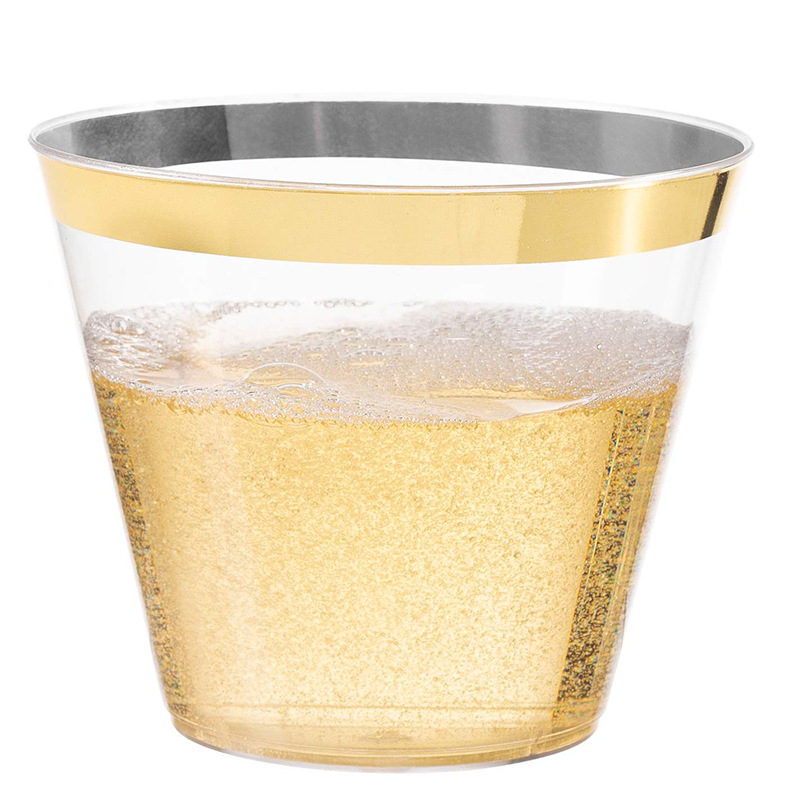 Disposable party beverage cups (3)