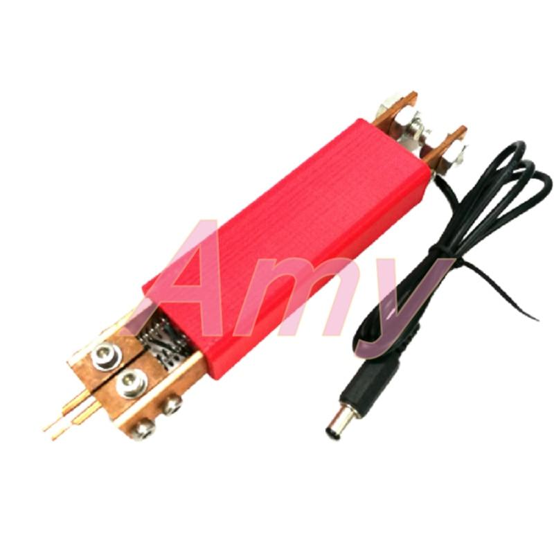 New High Power Automatic Trigger DIY Welding 18650 Battery Integrated Handheld Spot Welder Trigger Pen Electric Welding Pen
