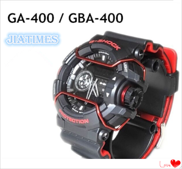 Free Shipping 1pc GA/GBA-400 Wire Guard Protector 5 Colors To Select For G/ Shock