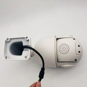 Image 5 - חיצוני אטים לגשם אלומיניום 18x זום האופטי אוטומטי מעקב AI מהירות כיפת PTZ IP מצלמה 5MP דמוי אדם אודיו דיבור אוטומטי שיוט