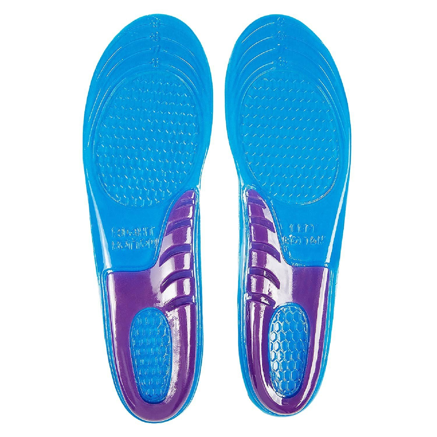 Military Training Shock Absorption Insole Sports Insoles Quality Soft Insole Thick Men And Women-Insole