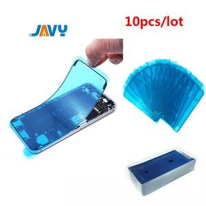 10pcs Waterproof Sticker For iPhone 6 6S 7 8 Plus X XS 11 Pro Max XR 3M LCD Display Frame Bezel Seal Tape Glue Adhesive Repair