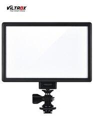 Viltrox L116T LED الفيديو الضوئي رقيقة جدا LCD ثنائية اللون و عكس الضوء DSLR استوديو مصباح ليد مصباح لوحة للكاميرا كاميرا فيديو DV