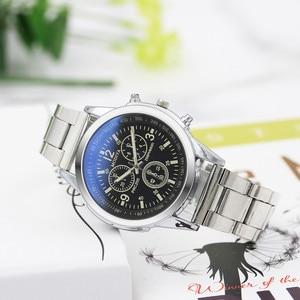 Luxury Brand Watch Men Stainle