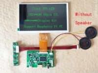 7 pulgadas IPS LCD Compatible con HDMI 1024*600 Pantalla de 165mm * 100mm para Raspberry Pi PS3 PS4