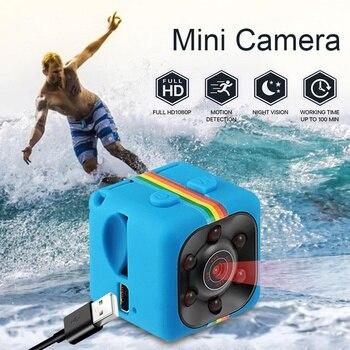 Sq11 Mini Camera Cam Sensor Night Vision Camcorder Recorder Motion DVR Micro Camera Sport DV Video Small Camera Cam SQ 11 цена 2017