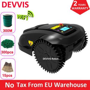 Robotic-Lawn-Mower Garden Automatic Blade China CE with 300m-Wire 300pcs Pegs Pegs