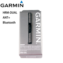 Monitor Cycling Hrm-Dual-Heart-Rate Garmin Sport Fitness Adjustable Bluetooth-Latest