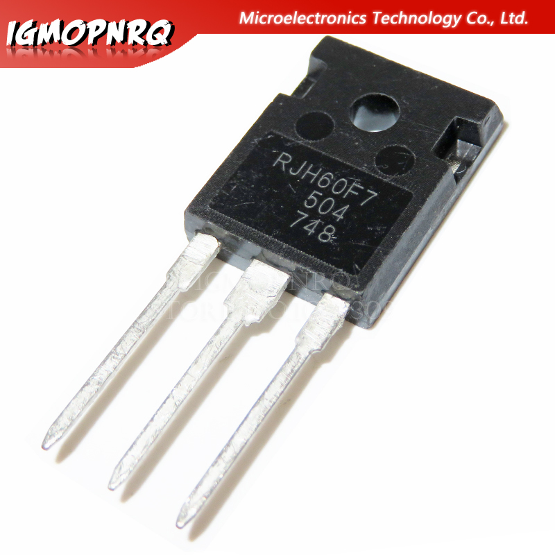 10pcs Welding Common RJH60F7 RJH60F7BDPQ High Speed Switng New Original