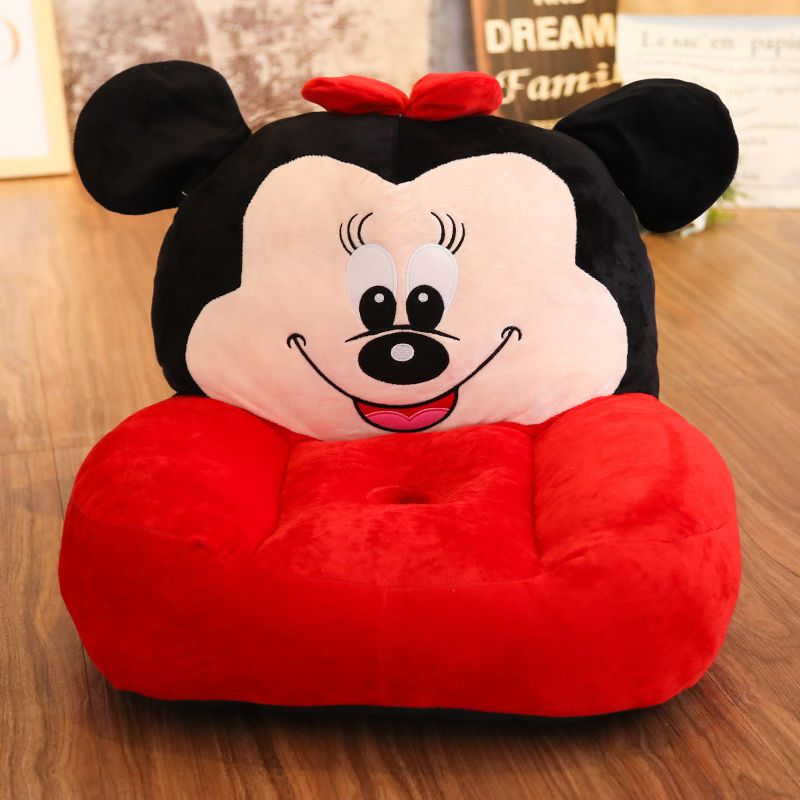Lazy Tatami Single Cushion Child Gift Children's Small Sofa Cartoon Seat Girl Boy Princess Baby Sofa Chair Stool