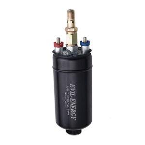 Image 5 - Universal 380LPH Hochdruck Elektrische Inline Kraftstoff Pumpe E85 Kompatibel Kraftstoff Pumpe Ersetzen Kit Fit Für AN10 Einlass/AN8 outlet